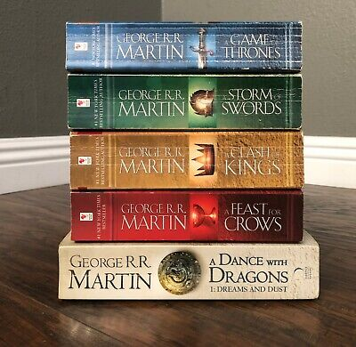 George R. R. Martin A Game of Thrones - A Song of Ice and Fire - Paperback