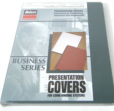 New Ibico Presentation Covers 11 14 X 8 34 Business Series 25329 Forest Grn