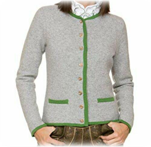 Vintage Wool Cardigan Sweater Stockerpoint German Austrian Oktoberfest SZ 42