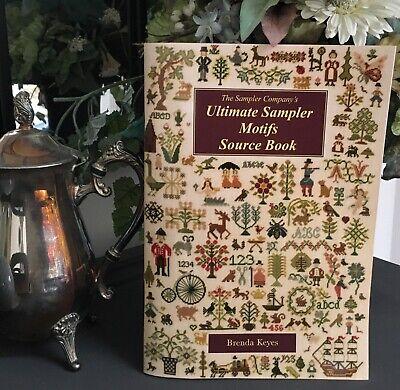 The Ultimate Sampler Motifs Source Book by Brenda Keyes