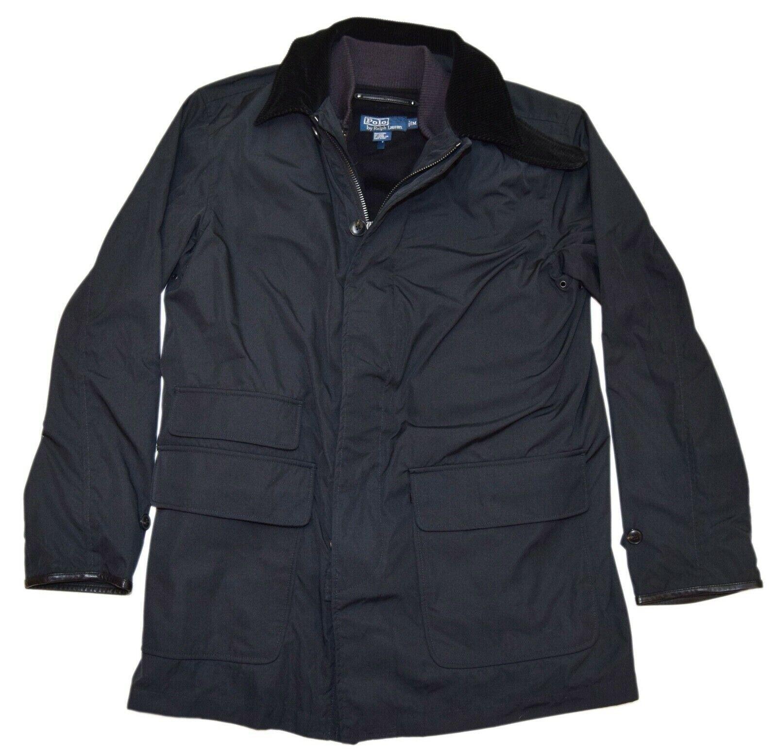 995-polo-ralph-lauren-mens-hooded-3-in-1-parka-coat-jacket-vest-wool-black-xl