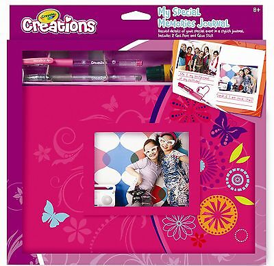 Creations Memories Journal (Crayola Creations - My Special Memories Journal )