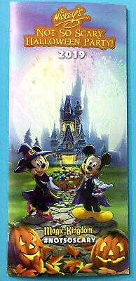 Disney World Halloween Events (2019 Mickey's Not So Scary Halloween Party Walt Disney World Event)