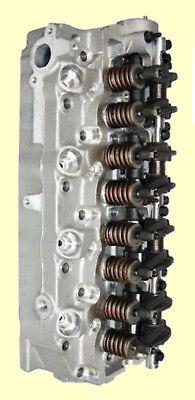 NEW MITSU 2.5 SHOGUN L200 8 VALVE 4D56-T diesel CYLINDER HEAD 98-05 COMPLETE