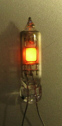 Lot 100 pcs IN-3 Nixie Tubes for Clock NOS Tested