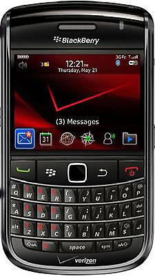 Blackberry Bold 9650 (Unlocked Verizon) AT&T T-Mobile GSM Smartphone Black