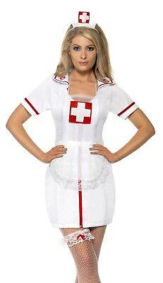 Damen Sexy Krankenschwester Schlafzimmer Tragen Valentins Kostüm Kleid (Schlafzimmer Kostüme)