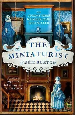 The Miniaturist by Burton, Jessie