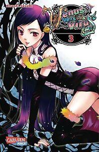 Suzumi, Atsushi - Venus Versus Virus, Band 3