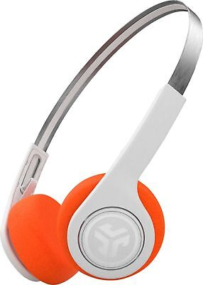 JLab Audio Rewind Wireless Retro Headphones | Bluetooth 4.2