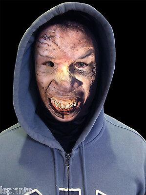 3D Zombie 3 Gruselig Halloween Neuheit Lycra Gewebe Gesichtsmaske Schal (Kostüm Lycra Gewebe)