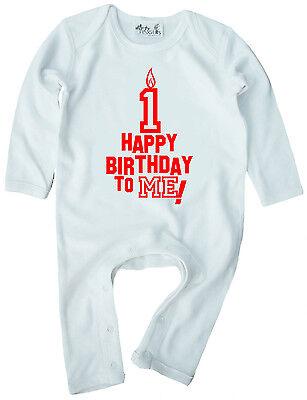 Birthday Romper Suit