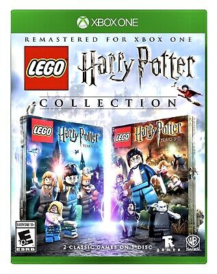 LEGO Harry Potter Collection (Xbox One) BRAND NEW SEALED Free Shipping XB1