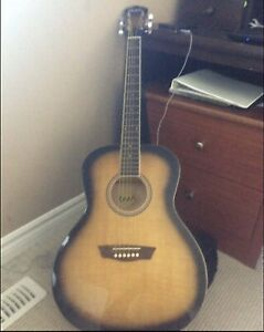 george washburn buy or sell used guitars in ontario kijiji classifieds. Black Bedroom Furniture Sets. Home Design Ideas