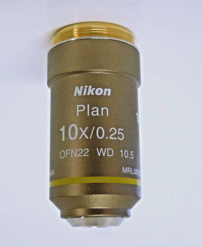 Nikon 10x Objective Lens