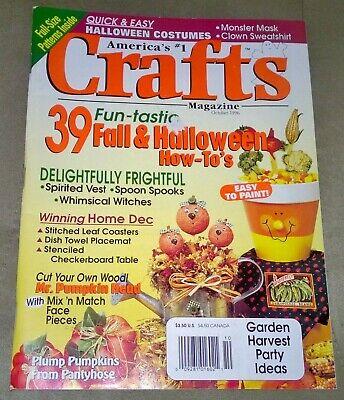 Crafts Magazine April 1981--America's #1 craft magazine!](April Crafts)