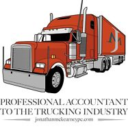 Accountant- tax specialty, trucking specialty
