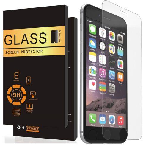 2x Panzerfolie Glas Für iPhone 6s iPhone 6 Echt Glas 9H Schutzglas Schutzfolie