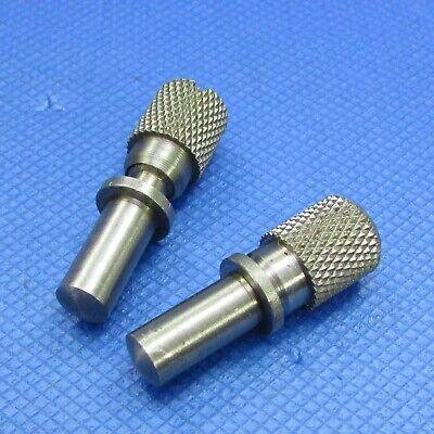 2 Pieces Starrett 657y Indicator Holder Attachment Machinist