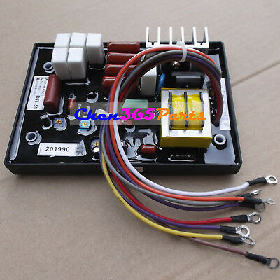 New Automatic Voltage Regulator 201990 For Yamaha Diesel Generator