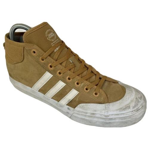 Adidas Men's Size 9 Mesa Shoes Skateboarding Matchcourt Mid