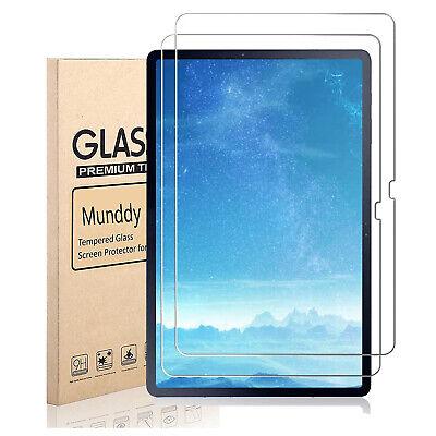 PACK DE 2 PROTECTOR CRISTAL TEMPLADO Para Samsung Galaxy Tab S7+ S7...