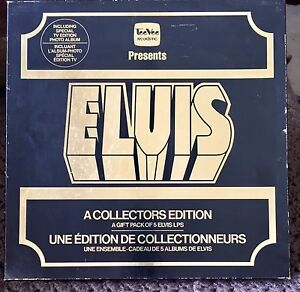 Elvis* ‎– TeeVee Records Inc. Presents Elvis: