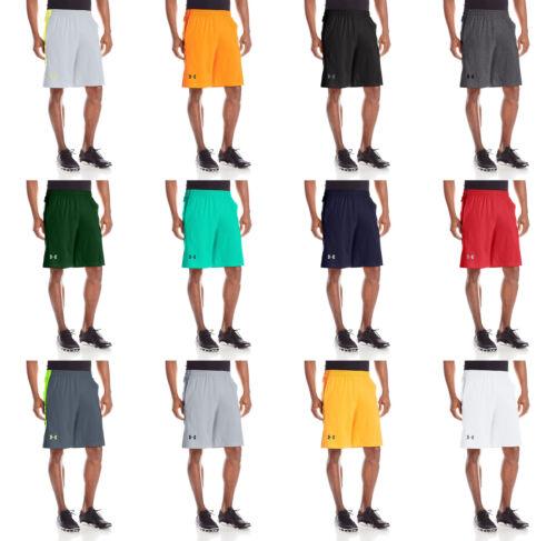 """Under Armour Men's Raid 10"""" Shorts, 20 Colors"""