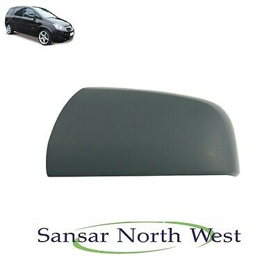 Vauxhall Zafira B 2005-08 N//S Passengers 2GU Pomegranate Red Door Mirror Cover
