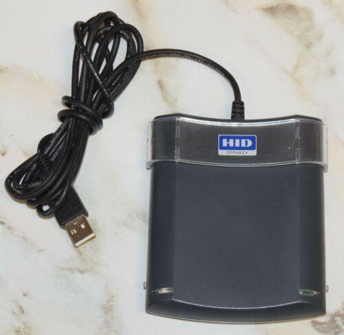 HID Omnikey 5325 USB Proximity Card Reader Grey Used