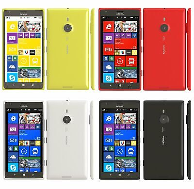New *UNOPENED* Nokia Lumia 1520 16/AT&T Smartphone Windows Phone/Green/32GB