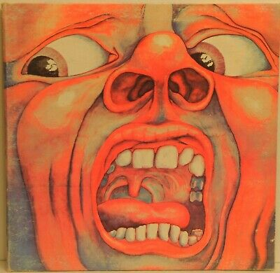 In the Court of the Crimson King  1969 EG Half Speed Remastered (In The Court Of The Crimson King Remastered)