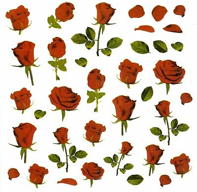 Керамическая Decals New Design Red Rose