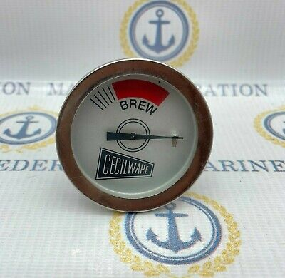 Cecilware Brew Commercial Coffee Urns Thermometer