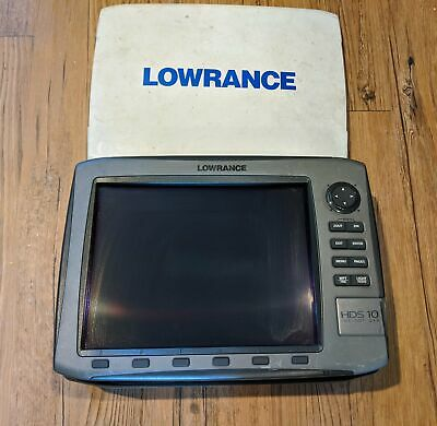 Lowrance HDS 10 Gen 1 Non Touch Fishfinder GPS FREE SHIPPING!!!