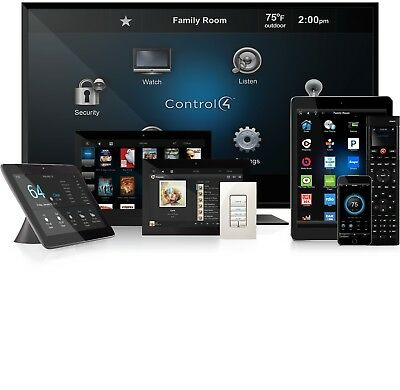 - Control4 Home Automation Programmer - Worldwide Programming
