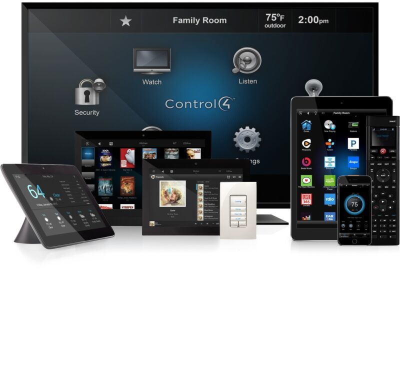 Control4 Home Automation Programmer - Worldwide Programming