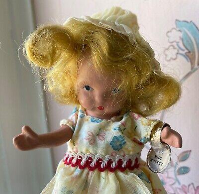vintage bisque nancy ann storybook dolls— 2 Miss Muffetts