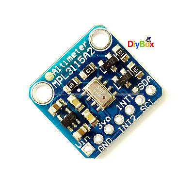 Mpl3115a2 Intelligent Temperature Pressure Altitude Sensor Module V2.0 Arduino