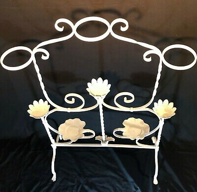 Shabby Vintage Ornament Small Rose Arch #138 from RELIEF POURING Mass