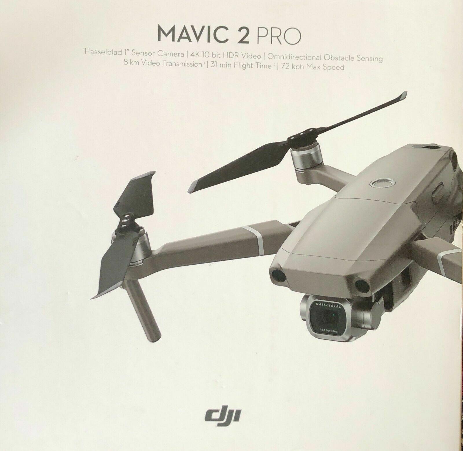 DJI Mavic 2 Pro Drohne 4K HDR