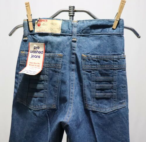 Vintage Rappers Denim Jeans Pants Dead Stock