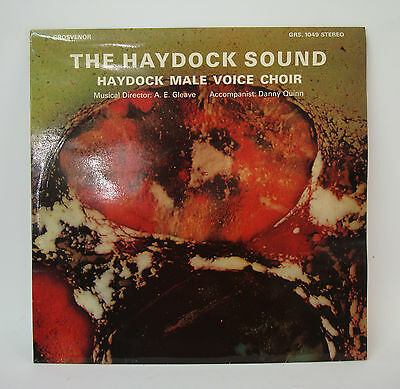 A. E. Gleave - The Haydock Sound | mit ca. 20 Autogrammen | LP: Near Mint