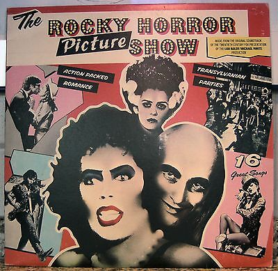 The Rocky Horror Picture Show Vinyl  LP TOP