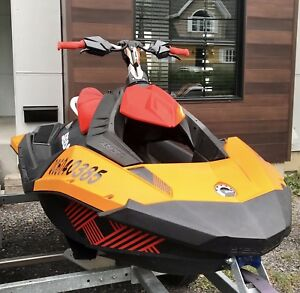 Sea-Doo Spark Trixx 2-Up 2018