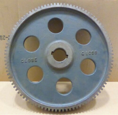 "Global Gear Change Gear 10"" OD 1.24""  Bore 99 Teeth  CG1099"
