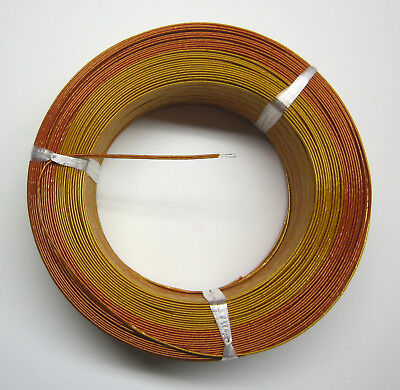 Stranded K-type Thermocouple Wire Awg 24 With Kapton Insulation Extension 1 Yard