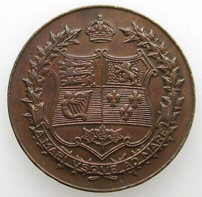 Canada Confederation Medal 1927   25mm.