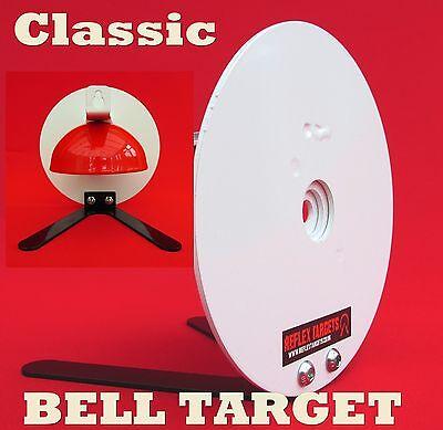 Classic Bell target    Air Pistol Rifle Airgun Reflex      Not Knockdown