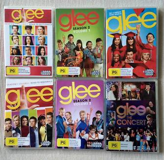 Glee Seasons 1, 2 & 3 and the Concert Southbank Melbourne City Preview